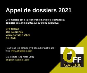 Appel de dossiers 2021.png