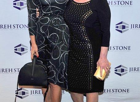Jirehstone Ltd Sponsoring Pamela Anderson Society