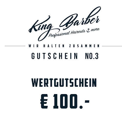 Gutschein No. 3