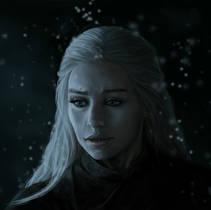 Daenerys in Winter