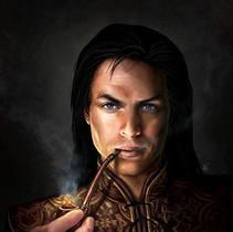 Moridin portrait