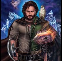 Perrin Aybara : Wolf King