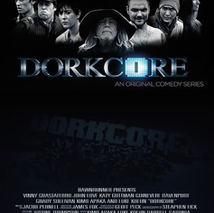 Dorkcore TV flyer