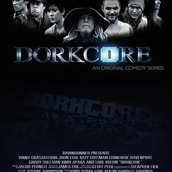 Dorkcore TV flyer