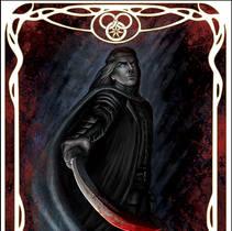 Death: Lan Tarrot Poster