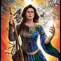 Nynaeve Mandragoran : The Queen of Malkier