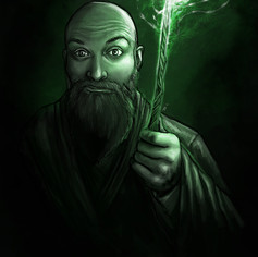 Thom the Wizard
