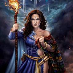 Moiraine Damodred : Servant of All