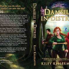 """Damselle in Distress"" titles"