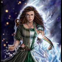 Egwene al'Vere : The Flame of Tar Valon