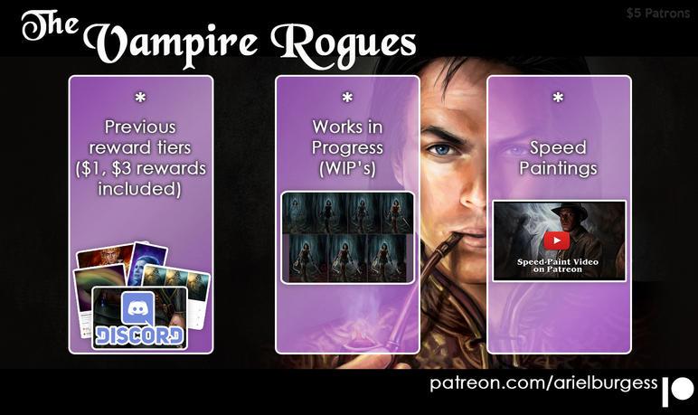 Vampire Rogues