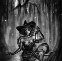 The Lantern Witch