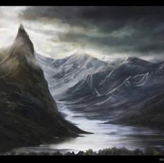 Ominous Mountain