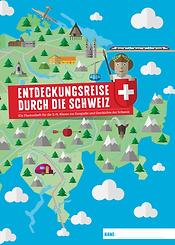 Cover Entdeckungsreise durch die Schweiz