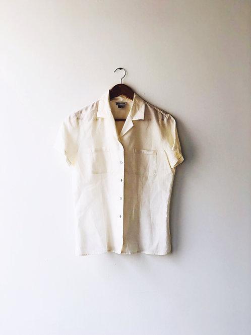 Vintage Linen Top