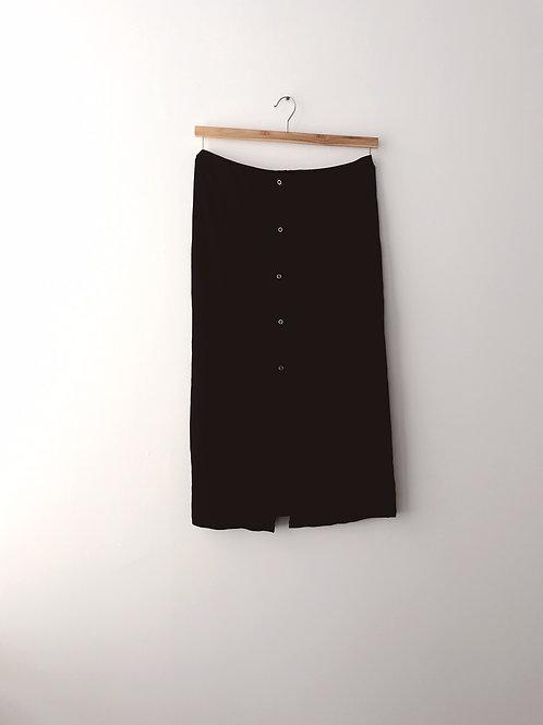 ASOS Button Down Skirt