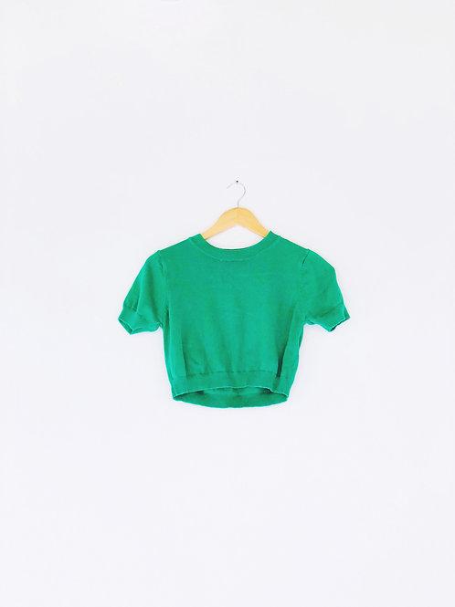 Verde Crop Top