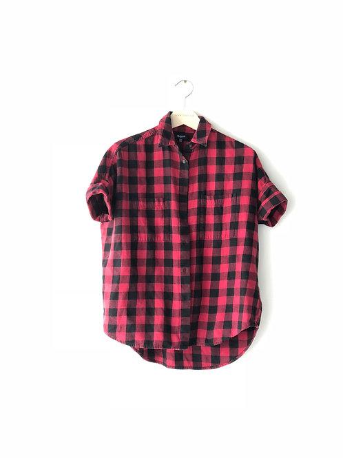 Plaid Madewell Shirt