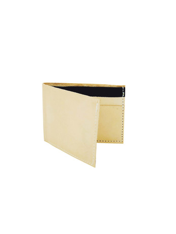 Natural Leather Wallet