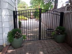 Arched Gate Siskin