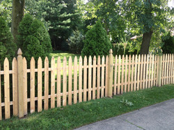 Gothic Spaced Picket
