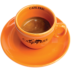 Espresso Doppio - Cafe Frei