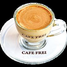 Szafári Espresso - Cafe Frei