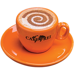 Spanyol Macchiato - Cafe Frei