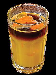 Jávai jeges narancs-mokka - Cafe Frei