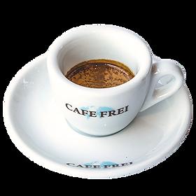 Espresso Italiano - Cafe Frei