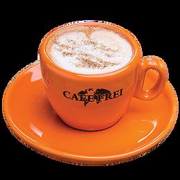 Dubaji Fűszer Cappuccino - Cafe Frei