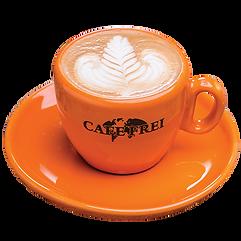 Maui Mandula Cappuccino - Cafe Frei