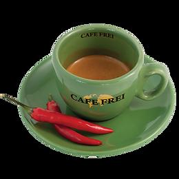 Azték Chili-Espresso - Cafe Frei