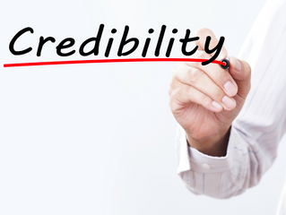 Credibility Is In The Eye of The Beholder