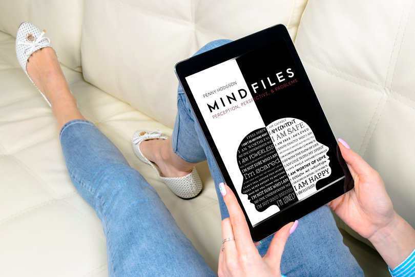 Book cover of Mind Files: Perception, Perspective & Pr