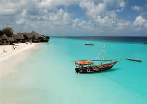 Relax on the island of Zanzibar