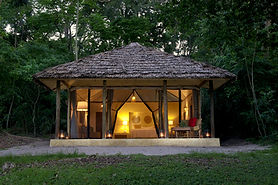 Rubondo-Island-Camp-guest-chalets-night-