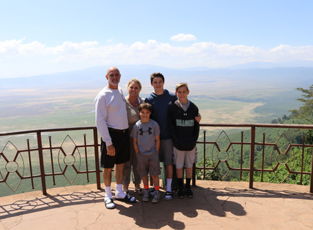 Hill Family Safari 4 - Ngorongoro Crater & Highlands