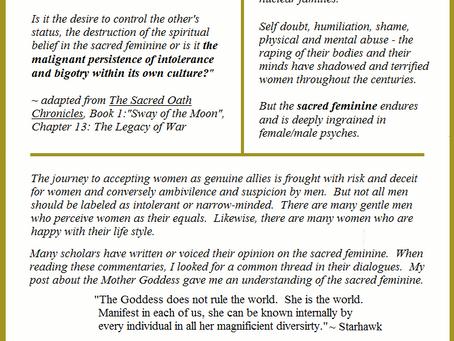 #9 The Sacred Feminine
