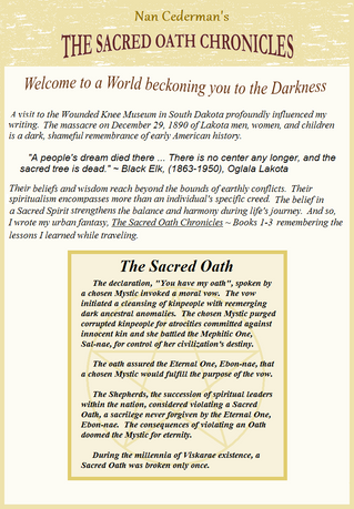 The Terrifying Darkness