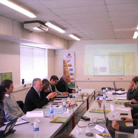 Lancement du consortium de recherche CHIA-INNOV