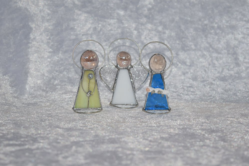 Standing Nativity Figures