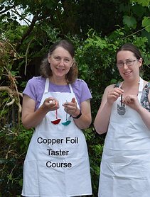 Stained Glass Taster Course