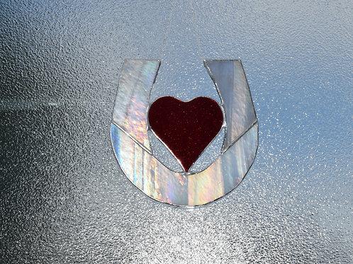 Horseshoe & Heart