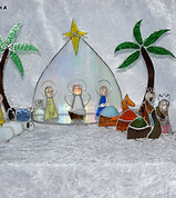 Full Nativity Set