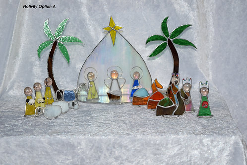Full Nativity Set