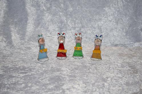 Standing Nativity Kings