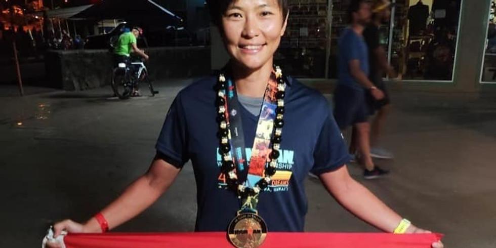 支持香港運動員系列 - 周子雁長跑教室
