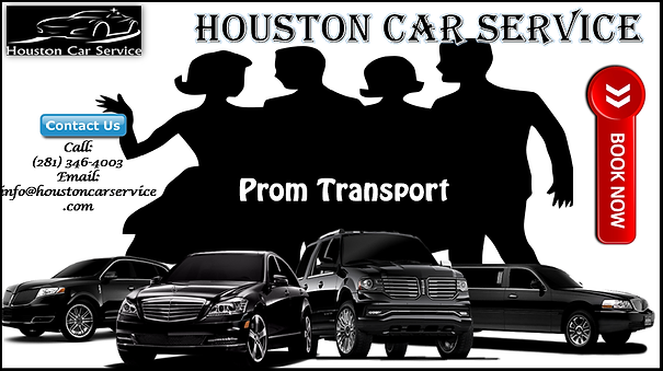 Car Service Houston >> Low Key Prom Transport With Cheap Car Service Houston