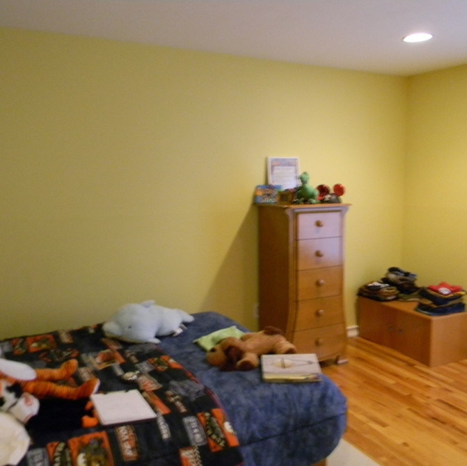 Muttontown boy's bedroom